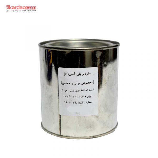 رزین اپوکسی شفاف کلیرا حجم 1.2 کیلوگرم
