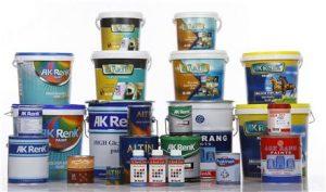 محصولات رنگ آق رنگ