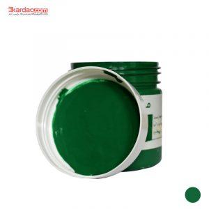 مادر رنگ سبز دومنظوره فاخر حجم 300 گرم