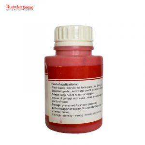 رنگ قرمز پایه اب آق رنگ حجم 250 گرم2 300x300 - کاردک | فروشگاه اینترنتی رنگ ، رزین ، چسب ، ابزار