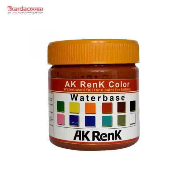 مادر رنگ قهوه ای لاتکس آق رنگ حجم 250 گرمی کد 308