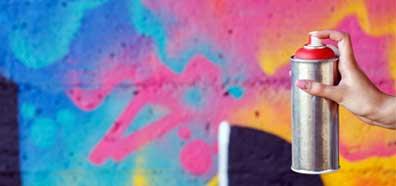 اسپری های رنگ عمومی