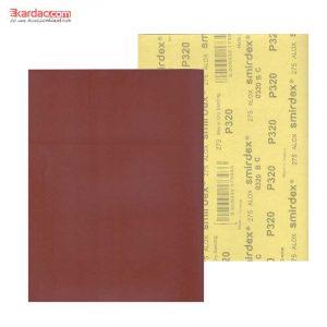 ورق سنباده اسمیردکس پوساب پشت زرد گرید P320