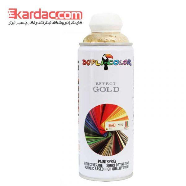 اسپری رنگ طلایی دوپلی کالر مدل Effect Gold