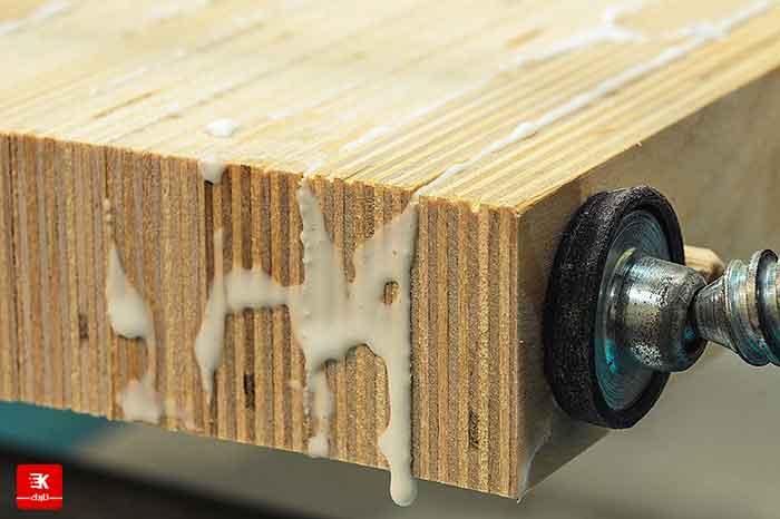 میزان فشار برای چسب چوب رازی مدل وینول